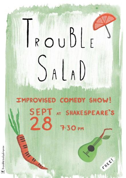 Trouble Salad